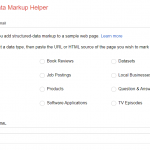 HOW  TO USE  STRUCTURED DATA  MARKUP HELPER